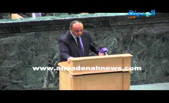 القيسي يلتقي مبعوثة الأمين العام للأمم المتحدة لشؤون الشباب