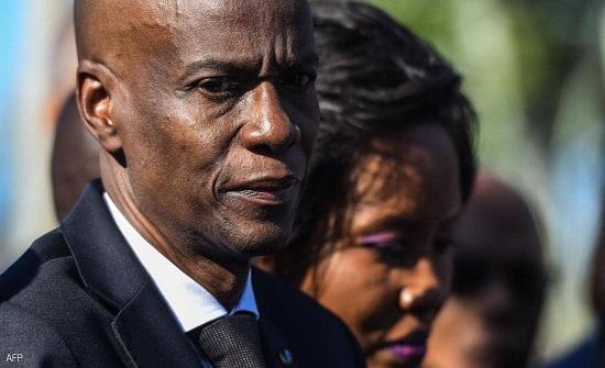اغتيال رئيس هايتي في مقر إقامته