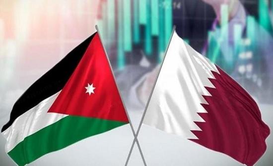 تجارة الأردن وقطر تستعيد مستويات ما قبل كورونا