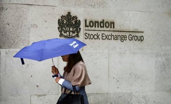 """""""بورصة لندن"""" ترفض عرض بورصة هونغ كونغ بقيمة 39 مليار دولار"""
