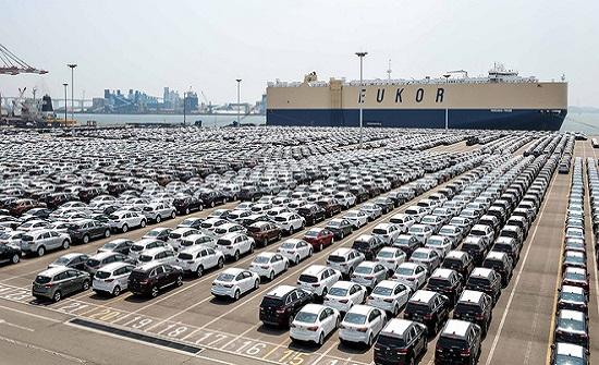 كوريا: تراجع مبيعات السيارات المحلية وزيادة مبيعات المستوردة