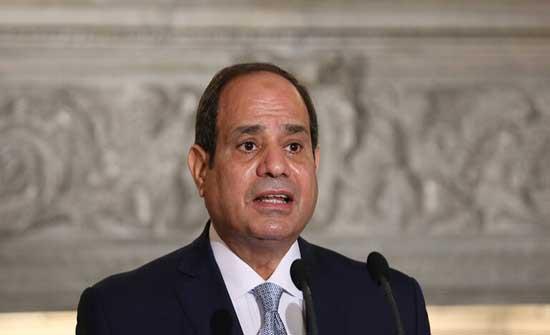 """السيسي يتحدث عن غاية مصر """"الأسمى"""" من تحرير سيناء من الإسرائيليين .. بالفيديو"""