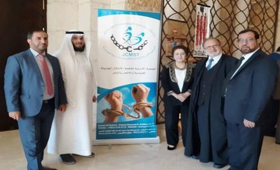 """""""عمان العربية"""" تشارك في مؤتمر انفاذ الخطة الوطنية الرابع"""