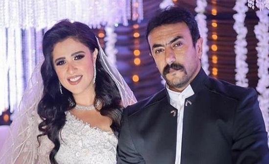 إصابة ياسمين عبد العزيز وأحمد العوضي بكورونا