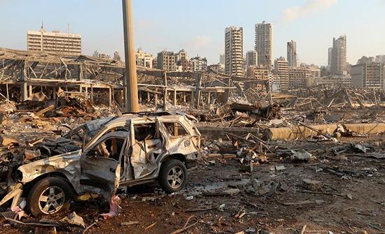 لبنان: احتجاجات اعتراضا على تنحية المحقق العدلي بقضية تفجير مرفأ بيروت