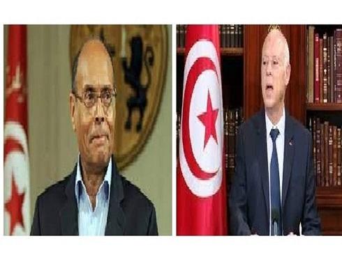 الرئيس التونسي يسحب جواز السفر الدبلوماسي من المرزوقي