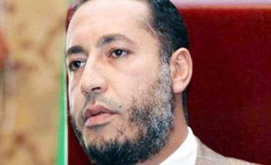 إعلام ليبي: الإفراج عن الساعدي القذافي ومغادرته البلاد