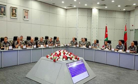 الحواتمة: الأردن يتمتع بمنظومة أمنية قادرة على الدفاع عن مصالحه