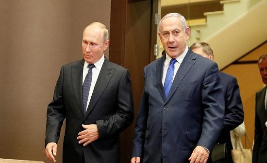 نتنياهو: علاقتنا مع روسيا تساعدنا على منع إيران من التموضع في سوريا