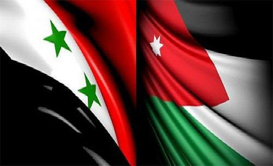 بحث تنشيط علاقات الأردن وسوريا الاقتصادية