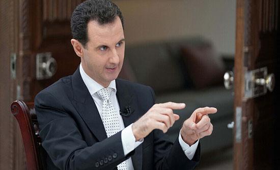 تركيا: لا أحد يهتم بتغيير النظام السوري ويمارس ضغطا كافيا لرحيل الأسد