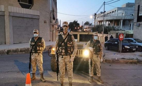 لجنة الاوبئة توصي برفع الحجر عن بنايتين ومنزل في إربد