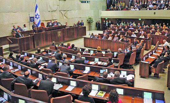 """مباحثات أخيرة بـ""""إسرائيل"""" لتشكيل حكومة وتجنب انتخابات ثالثة"""