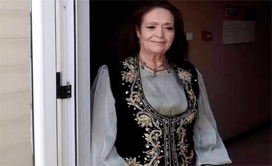 وفاة الفنانة الجزائرية فتيحة نسرين بعد معاناتها مع مرض السرطان