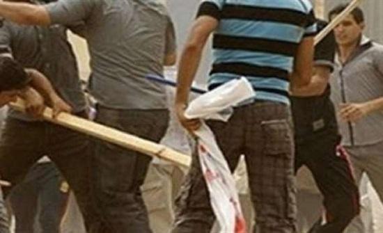 إصابة 4 آسيويين طعنا في مشاجرة باربد