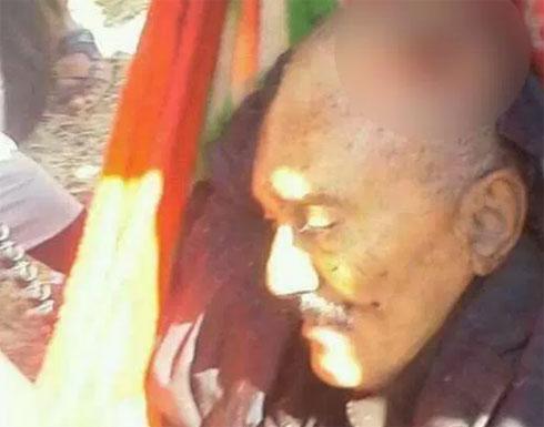 لأول مرة... حكومة هادي تكشف مصير جثة علي عبد الله صالح