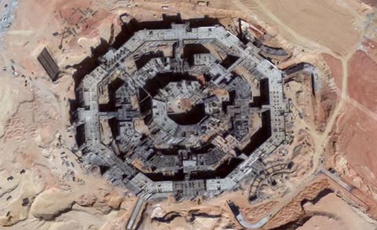 """صورة لجاهزية """"أوكتاغون"""" الجيش المصري الجديد الأضخم في الشرق الأوسط"""