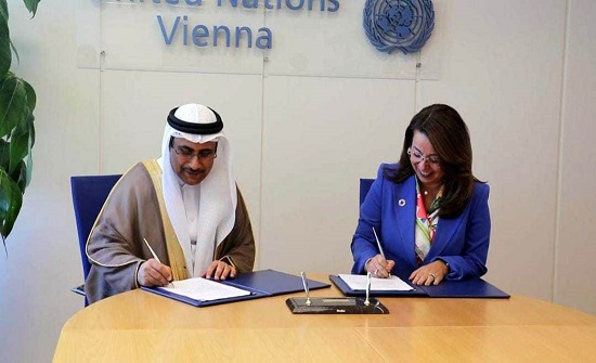 البرلمان العربي يوقع أول اتفاقية تعاون مشترك مع الأمم المتحدة