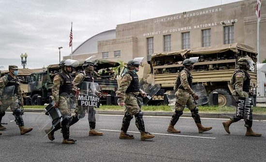 ليس ترامب.. من أمر بنشر الحرس الوطني في واشنطن؟