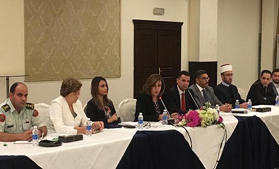 دبابنة: الحكومة ملتزمة بإنفاذ الخطة الوطنية الشاملة لحقوق الإنسان