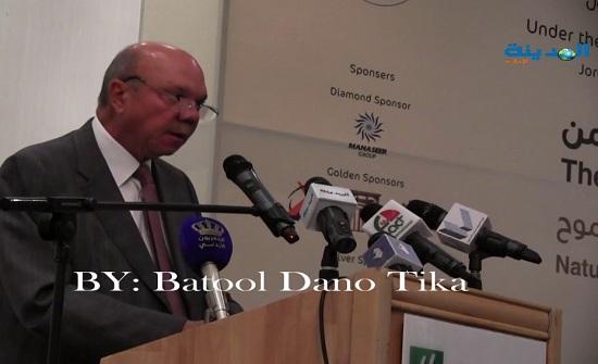 رئيس مجلس الأعيان يستمع لمطالب المزارعين الأردنيين