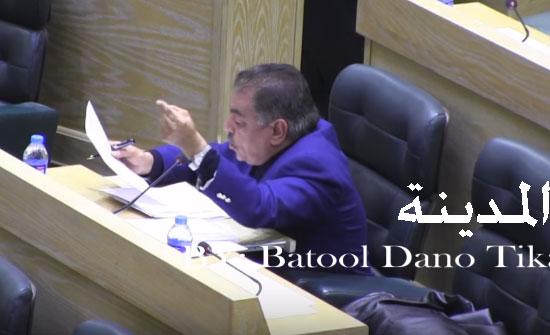 بالفيديو .. الزعبي : 144 مندوباً للضمان في المؤسسات الحكومية ورواتبهم الشهرية 300 الف دينار
