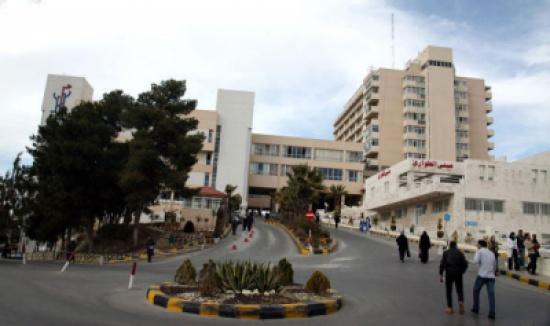 مستشفى الجامعة يؤكد الجاهزية للتعامل مع حالات كورونا