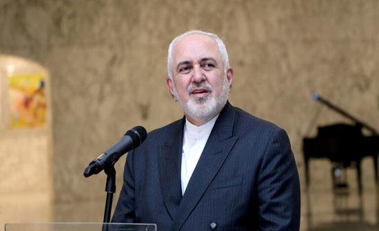 ظريف: لا يمكن إعادة مناقشة الاتفاق النووي ونقطة على السطر