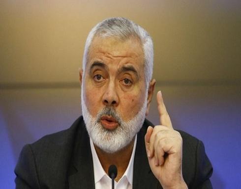 صحيفة عبرية: هل ستمر إسرائيل مرور الكرام على لقاء هنية ونصر الله في لبنان؟