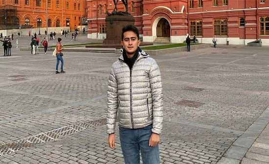 وفاة الدكتور عمار القبيلات بحادث سير في روسيا