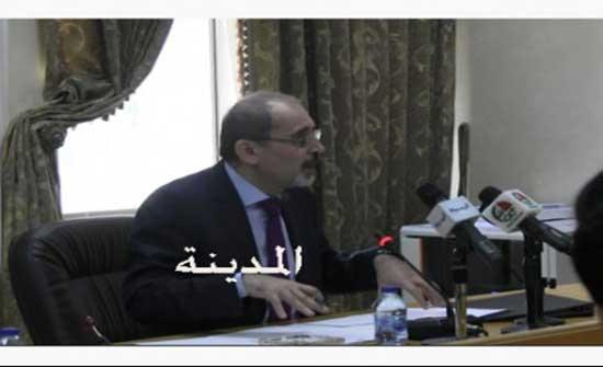 الصفدي : لن ينعم الاحتلال بالامن إذا لم ينعم به الفلسطينيون