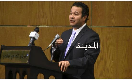 بالفيديو : تسجيل لكلمة  محمد ابو رمان  في احتفال اتحاد الكتاب بمعركة الكرامة