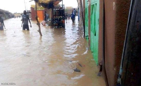 الأمطار تقتل 3 وتشرد عشرات الأسر في موريتانيا