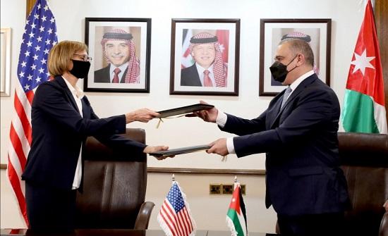 تحويل 600 مليون دولار كدفعة أولى من المنحة الأميركية للأردن