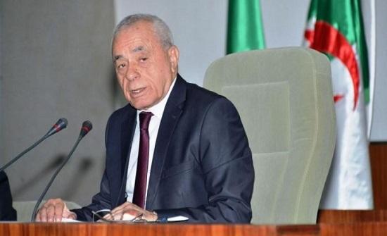 وفاة الرئيس السابق للبرلمان الجزائري السعيد بوحجة