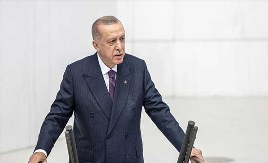 """أردوغان يتعهد بحوافز استثمارية """"جذابة"""" وإصلاحات اقتصادية"""
