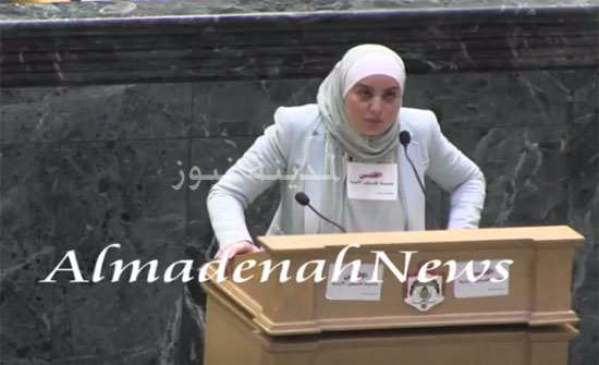 النائب بني مصطفى تشارك بالمنتدى الحضري العاشر