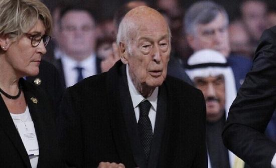 وفاة الرئيس الفرنسي الأسبق فاليري جيسكار ديستان
