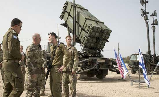 مجلس النواب الأمريكي يوافق بأغلبية على تمويل الدرع الصاروخية الإسرائيلية