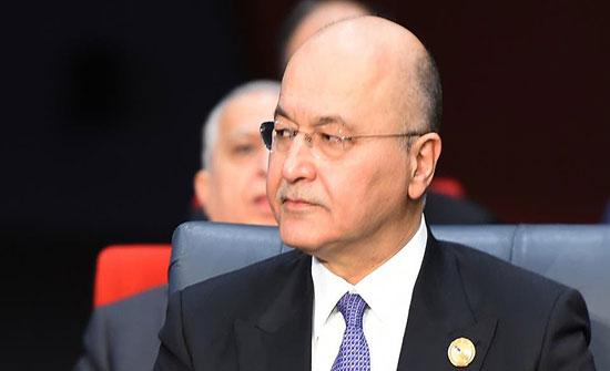 العراق.. اتفاق بين الرئيس والكتل النيابية على انتخابات مبكرة