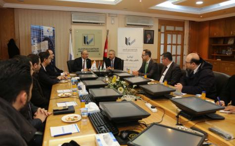 توقيع مذكرة تفاهم بين نقابة المهندسين الأردنيين والجامعة الألمانية الأردنية