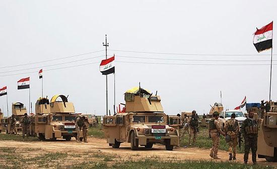 العراق يبدأ خطة لتأمين حدوده البرية مع سوريا