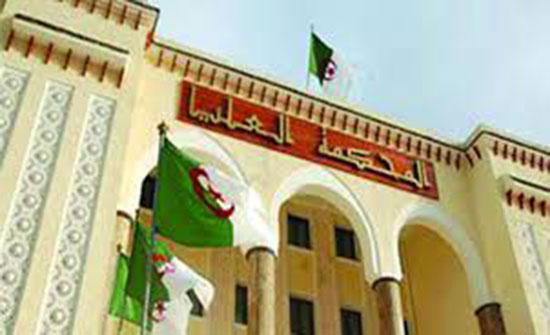 """الجزائر.. محكمة تقضي بسجن 4 محتجين لـ """"تعطيلهم حملة مرشح لانتخابات الرئاسة"""""""