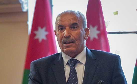 وزير العدل يفتتح مركز الخدمات الحكومية الشامل في الكرك
