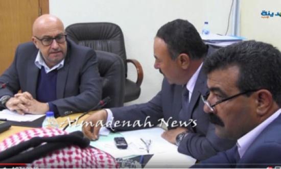 بالفيديو : تسجيل حصري لاجتماع لجنة الزراعة مع ابو السعود والشحاحدة حول مشاكل الزراعة والمياه