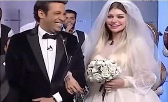 """جدل في مصر بسبب زفاف """"ياسمين الخطيب"""" على سعد الصغير"""