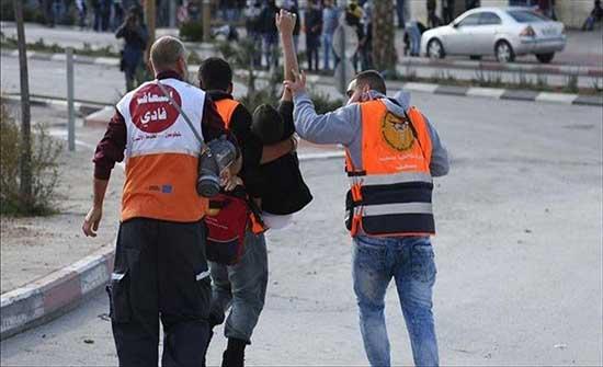 إصابة طفل فلسطيني برصاص الجيش الإسرائيلي شمالي الضفة