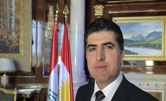 رئيس إقليم كردستان العراق يزور المملكة الأربعاء