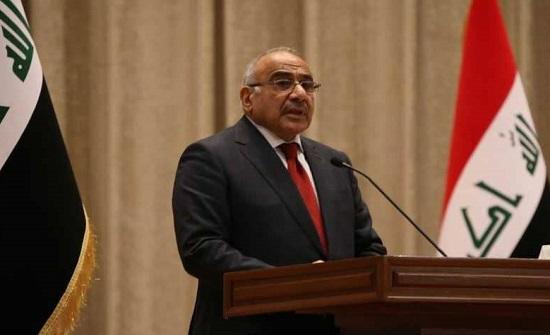 عبد المهدي يرفض بقاء القوات الأميركية في العراق