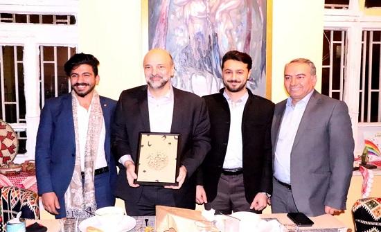 الرزاز يحضر حفل تكريم المشاريع الفائزة بملتقى الرياديين والمبتكرين الشباب